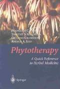 Phytotherapy A Quick Reference to Herbal Medicine