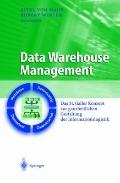 Data Warehouse Management