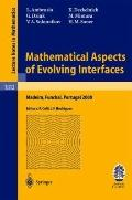 Mathematical Aspects of Evolving Interfaces Lectures Given at the C.I.M.-C.I.M.E. Joint Euro...