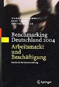 Benchmarking Deutschland 2004 Arbeitsmarkt Und Beschftigung