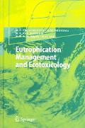 Eutrophication Management And Ecotoxicology