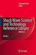 Shock Waves Science And Technology Reference Library