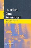 Journal on Data Semantics II