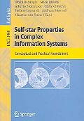 Self-star Properties in Complex Information Systems Conceptual And Practical Foundations