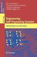 Engineering Self-organising Systems Methodologies And Applications