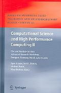 Computational Science And High Performance Computing II The 2nd Russian-german Advanced Rese...