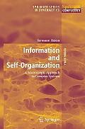 Information And Self-organization A Macroscopic Approach to Complex Systems