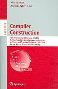 Compiler Construction 15th International Conference, CC 2006, Held as Part of the Joint Euro...