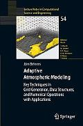 Adaptive Atomospheric Modeling Key Techniques in Grid Generation, Data Structures, And Numer...