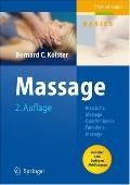 Massage Klassische Massage, Querfriktionen, Funktionsmassage