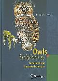 Owls (Strigiformes) Annotated And Illustrated Checklist