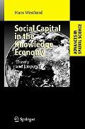 Social Capital in the Knowledge Economy Theory and Empirics
