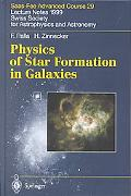 Physics of Star Formation in Galaxies