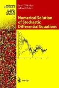 Numerical Solution of Stochastic Differential Equations, Vol. 23