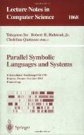 Parallel Symbolic Languages and Systems International Workshop Psls '95, Beaune, France, Oct...
