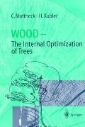 Wood: The Internal Optimization of Trees