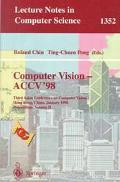 Computer Vision - Accv '98: 3rd Asian Conference on Computer Vision, Hong Kong, China, Janua...