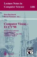 Computer Vision--Eccv '98 5th European Conference on Computer Vision, Freiburg, Germany, Jun...