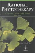 Rational Phytotherapy A Reference Guide for Physicians and Pharmacists