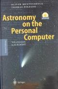 Astronomy on the Personal Computer