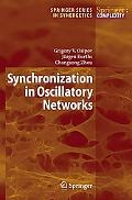 Synchronization in Oscillatory Networks