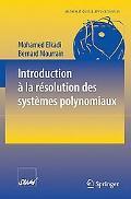 Introduction ?? la R??Solution DES Syst??Mes Polynomiaux