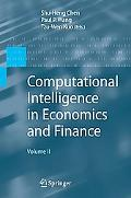 Computational Intelligence in Economics and Finance Volume II