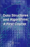 Data Structures and Algorithms A First Course