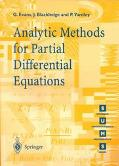 Analytic Methods for Partial Differential Equations
