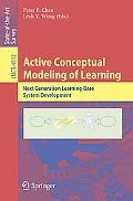 Active Conceptual Modeling of Learning