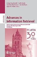 Advances in Information Retrieval: 30th European Conference on IR Research, ECIR 2008, Glasg...