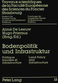 Bodenpolitik und Infrastruktur Politique Foncihre et Infrastructure - Land Policy and Infras...