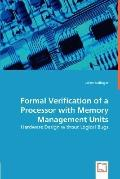 Formal Verification Of A Processor With Memory Management Units
