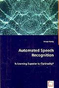 Automated Speech Recognition