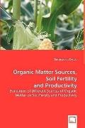 Organic Matter Sources, Soil Fertility, and Productivity