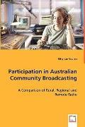 Participation in Australian Community Broadcasting