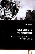 Global Brand Management