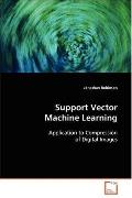 Support Vector Machine Learning: Application to Compression of Digital Images
