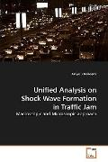 Unified Analysis on Shock Wave Formation in Traffic Jam: Macroscopic and Microscopic approach