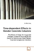 Time-dependent Effects in Slender Concrete Columns