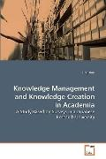 Knowledge Management and Knowledge Creation in Academia: A Study Based on Surveys in a Japan...