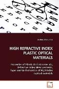 High Refractive Index Plastic Optical Materials