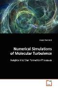 Numerical Simulations Of Molecular Turbulence
