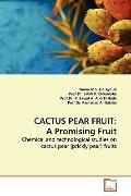 Cactus Pear Fruit