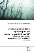 Effect of antioxidants grafting on the  hemocompatibility of HD: Antioxidants grafting on th...