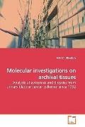 Molecular investigations on archival tissues: Analysis of autopsies and biopsies from urinar...
