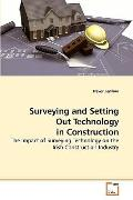 Surveying and Setting Out Technology in Construction