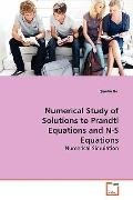 Numerical Study of Solutions to Prandtl Equations  and N-S Equations: Numerical Simulation
