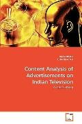 Content Analysis of Advertisements on Indian Television