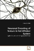 Neuronal Encoding of Texture in Rat Whisker System